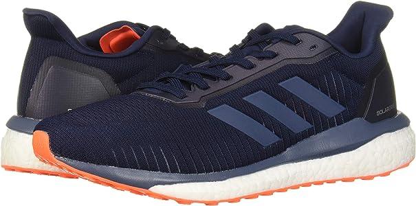 adidas Drive 19, Collegiate Navy/Tech Ink Solar Orang, 38 EU, Color Azul, Talla 38.5 EU: Amazon.es: Zapatos y complementos