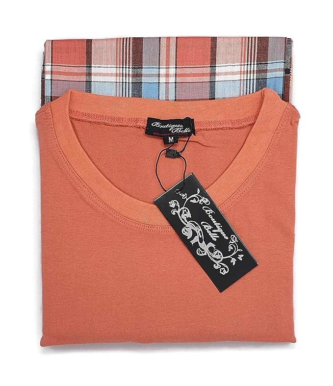 Ladies 2 Piece Pyjamas Set Suit Cotton Summer Loungewear Night pjs Womens