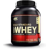 Optimum Nutrition Gold Standard 1 Whey French Vanilla Protein Powder, 2.27 Kilograms
