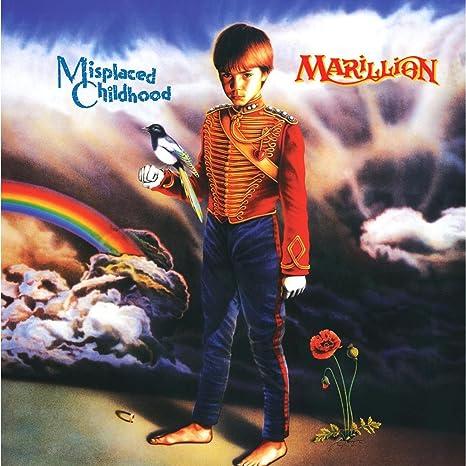 MARILLION MISPLACED BAIXAR CD CHILDHOOD