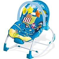 Asalvo Evolutiva - Hamaca para bebé, diseño Aventuras