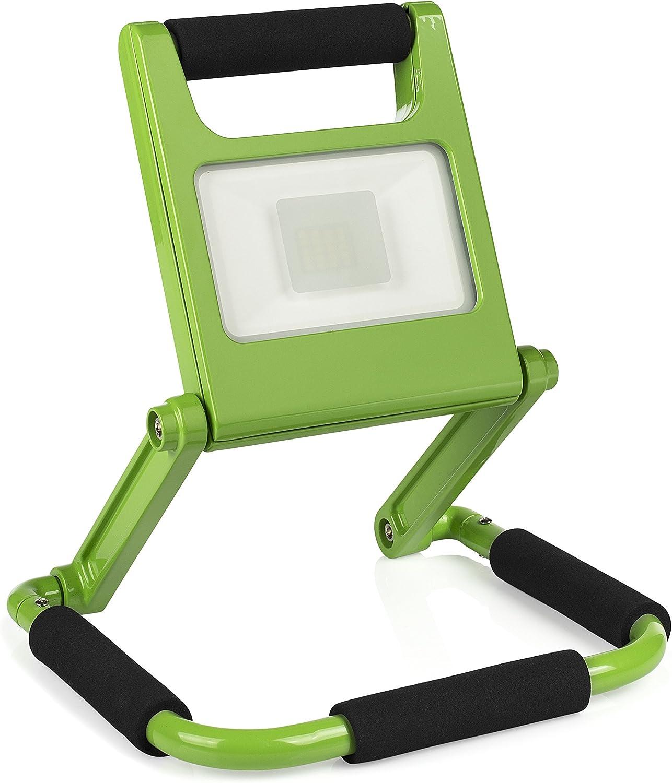 50W Baustrahler Linkax LED Arbeitsleuchte Faltbares USB Wiederaufladbares Tragbares Arbeitslicht Mit Fernbedienung f/ür Werkstatt Baustelle Garage