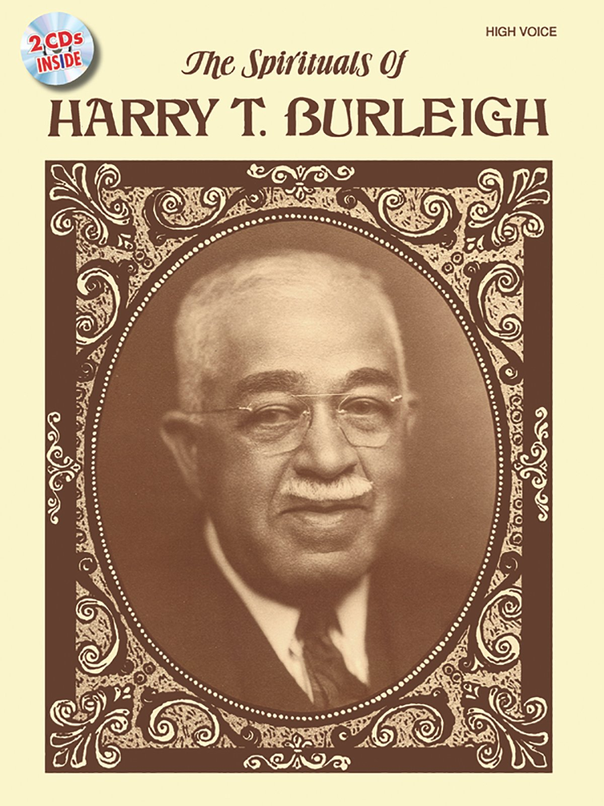 The Spirituals of Harry T. Burleigh: High Voice, Book & 2 CDs pdf