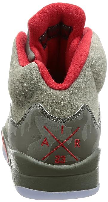 4d778e6474c96 Amazon.com | Air Jordan 5 Retro