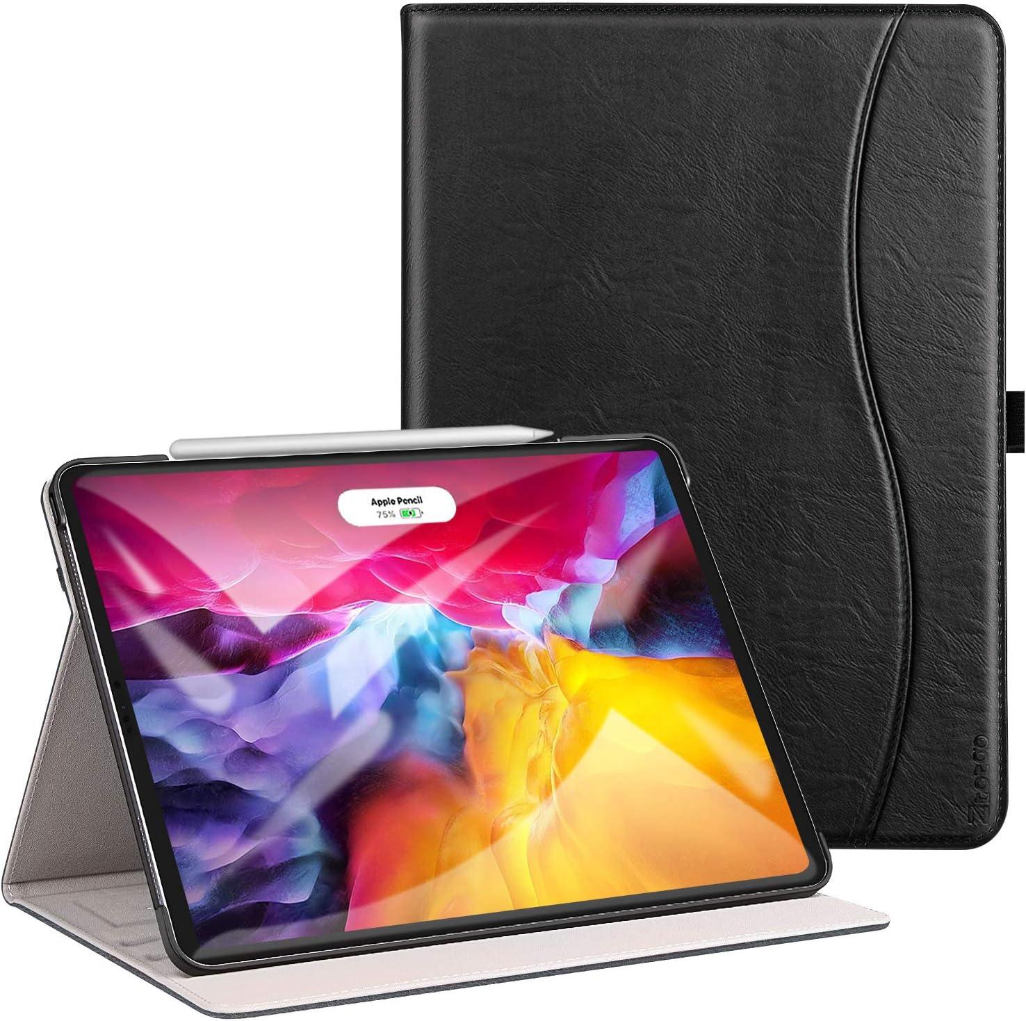 Ztotopcase Hülle Für Ipad Pro 11 2020 Premium Leder Computer Zubehör