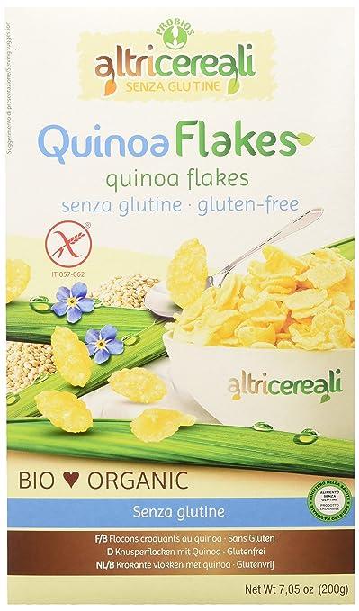 3 opinioni per Probios Quinoa Flakes- 200 gr