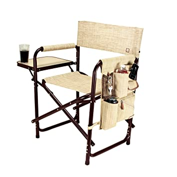 Captivating Picnic Time Portable Folding U0027Sports Chairu0027, Botanica