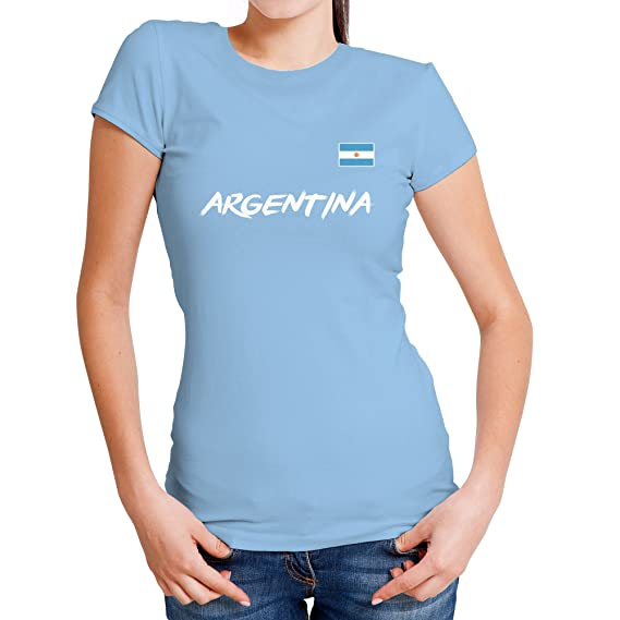 Lolapix Camiseta seleccion de fútbol Personalizada con Nombre y número. Camiseta de algodón para Mujer. Elige tu seleccion. Brasil: Amazon.es: Hogar