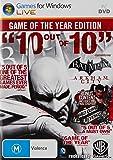 BATMAN ARKHAM CITY GOTY (3 DISC) (PC)