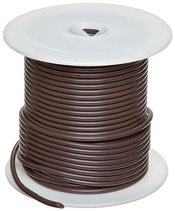 Amazon.com: gpt-m Automotive alambre de cobre, color café, Marrón, 1:  Industrial & Scientific