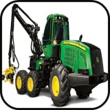 Tractor For Harvester Jigsaw
