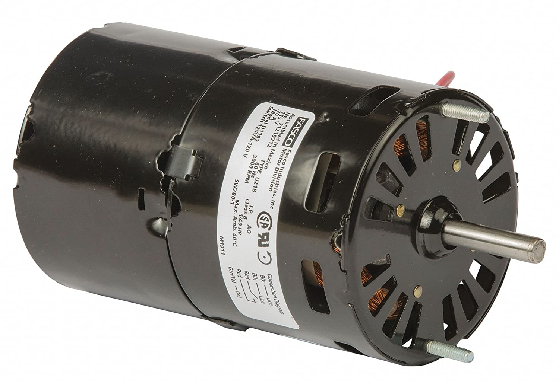 Fasco Condenser Fan Motor Wiring Diagram