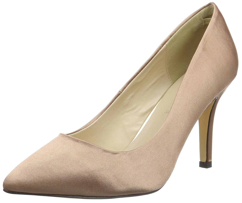 TALLA 36 EU. Menbur Domingo Perez, Zapatos de tacón con Punta Cerrada para Mujer