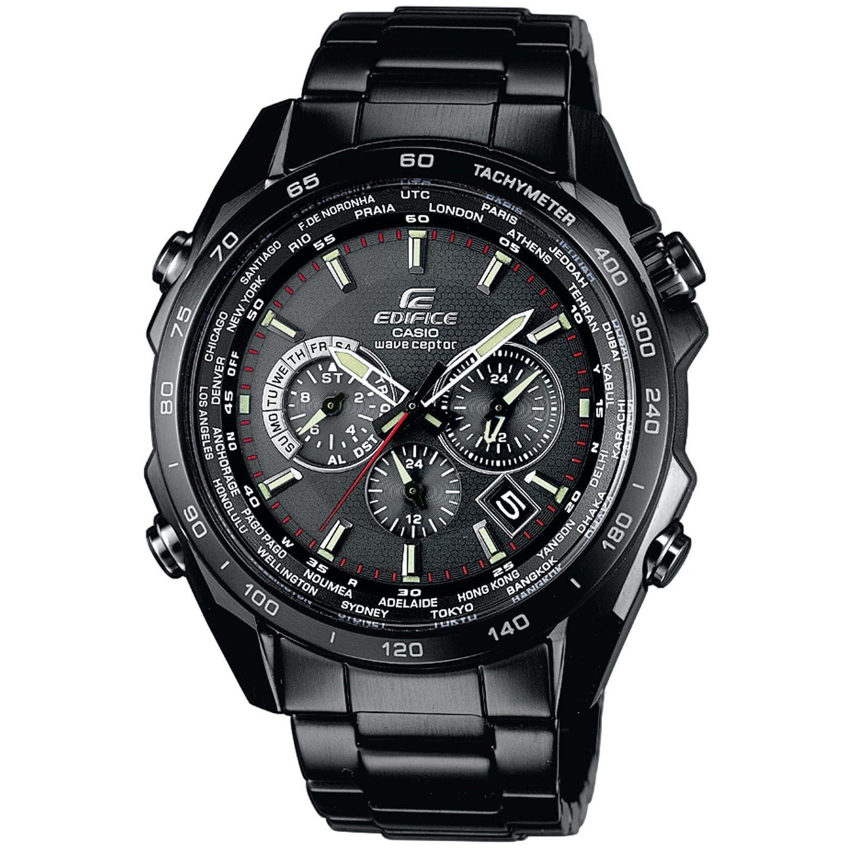 Casio EQW M600DC 1AER Gents Watch Quartz Analogue Black Dial Black Steel Strap für 170€ durch Gutscheincode (Vergleich 251€)