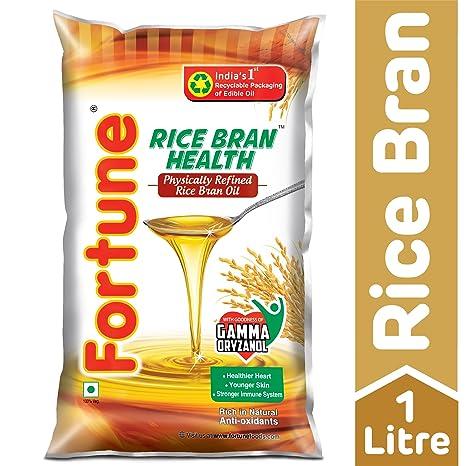 Fortune Rice Bran HEealth Oil, 1L