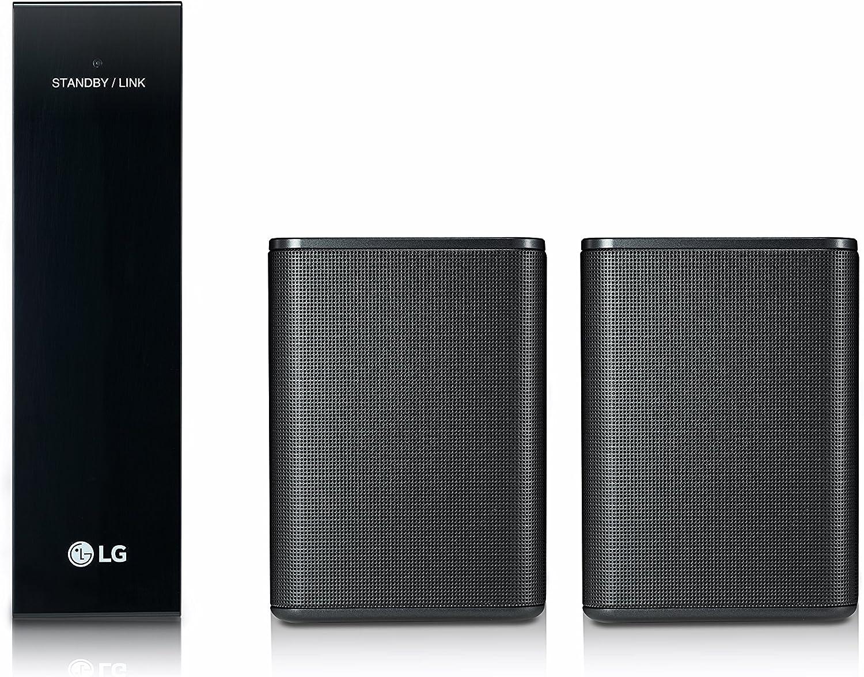 LG SPK8 140W Negro Altavoz - Altavoces (2.0 Canales, Inalámbrico, 140 W, Negro)