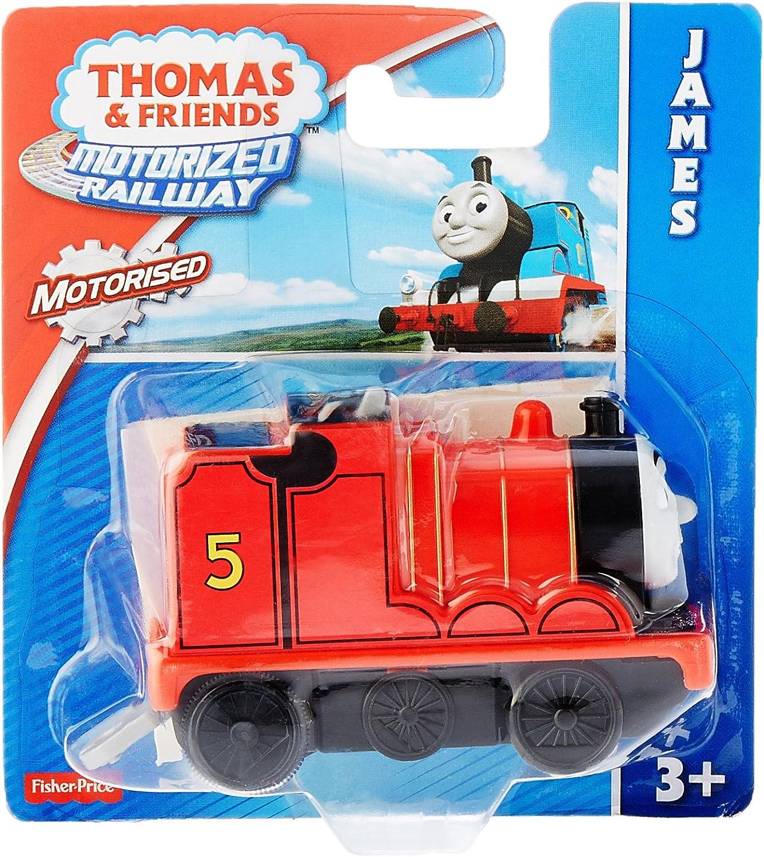 Fisher Price Thomas /& Friends Motorised Railway Engine James