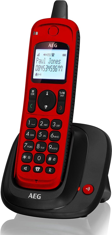AEG Thor Outdoor - Teléfono DECT: Amazon.es: Electrónica