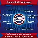 CaptainBiotics Probiotics -50 Billion CFU per 2