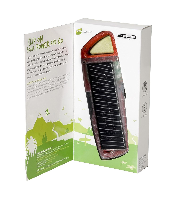 Solio Rocsta-i Hybrid Solar Charger