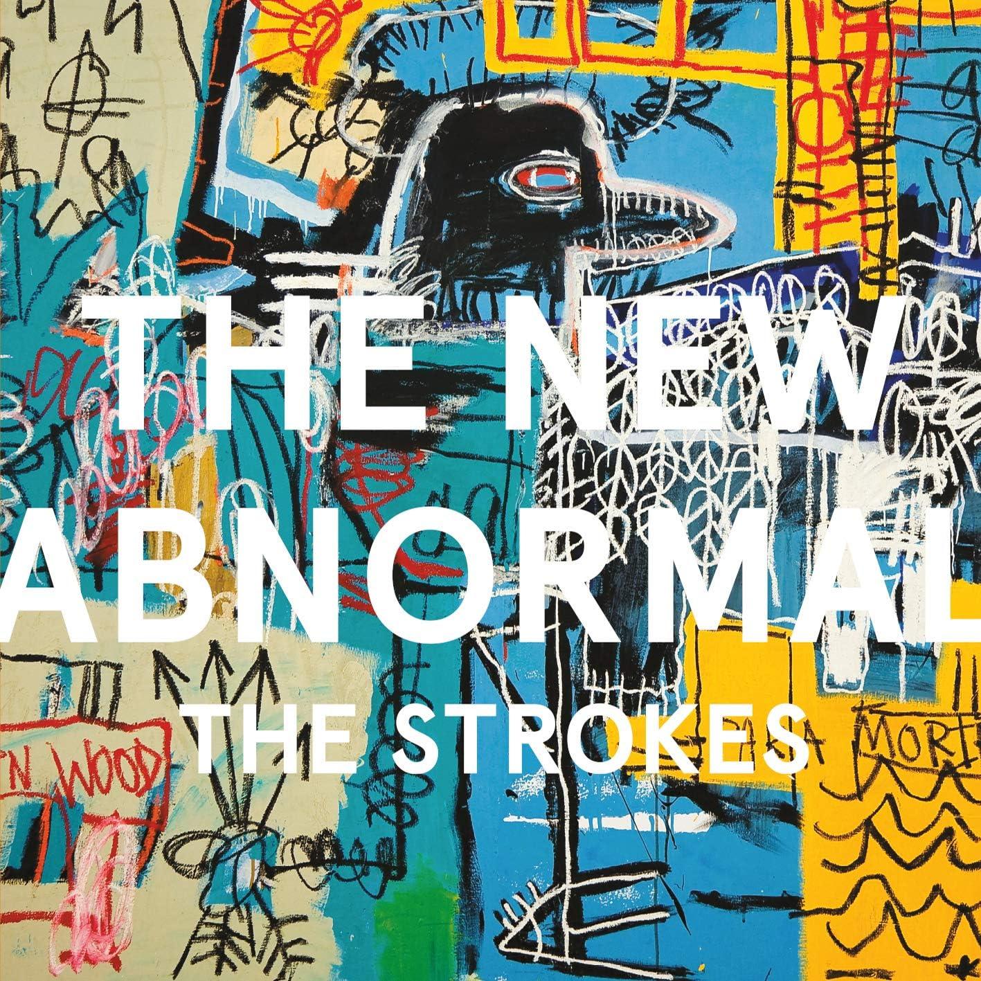 「strokes new abnormal」の画像検索結果