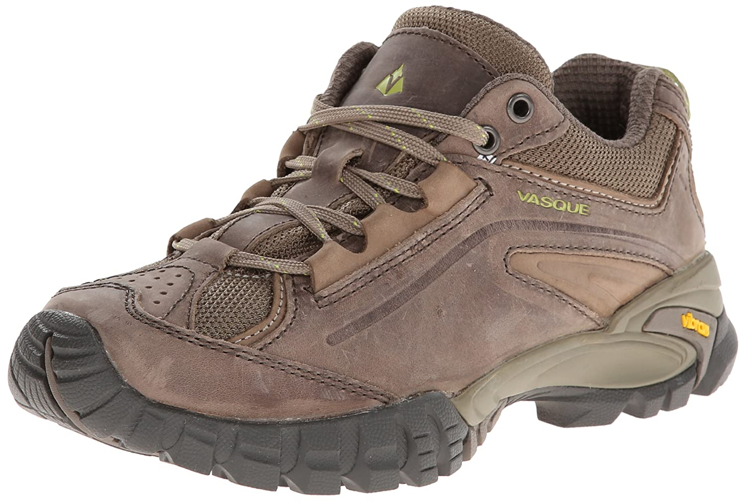 Vasque Women's Mantra 2.0 Hiking Shoe B005EQ9U9M 10 B(M) US|Bungee Cord/Bright Chartreuse