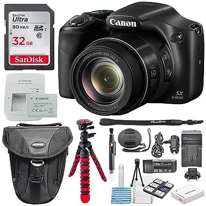 Review Canon PowerShot SX530 HS