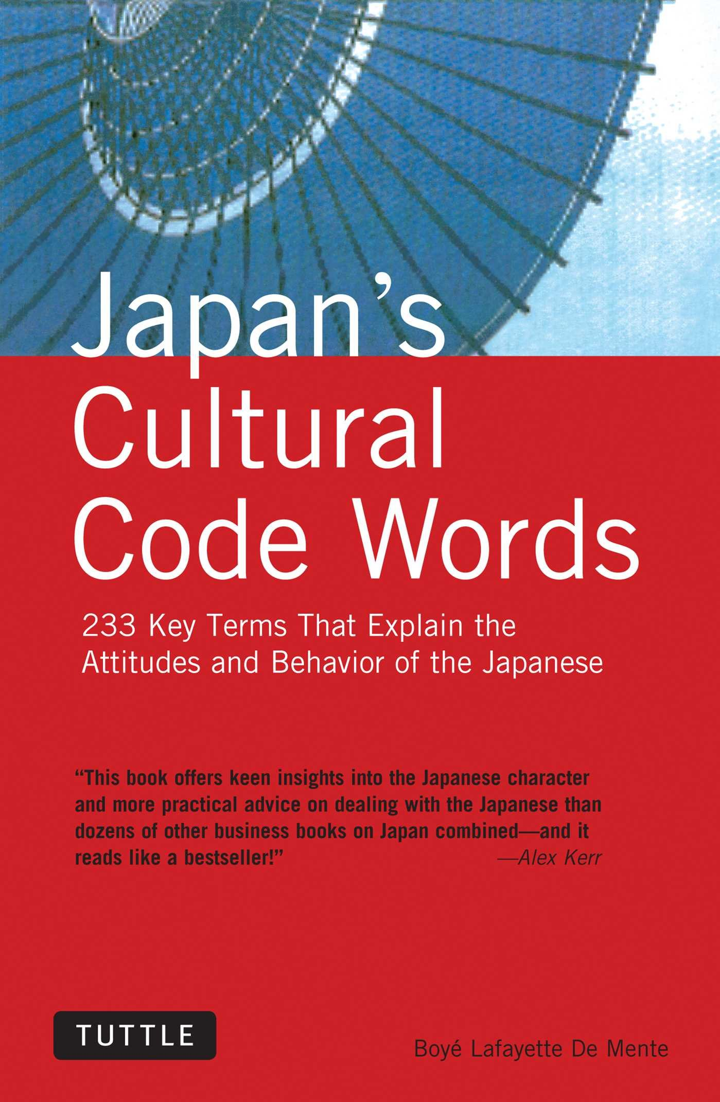 Japans cultural code words 233 key terms that explain the japans cultural code words 233 key terms that explain the attitudes and behavior of the japanese boye lafayette de mente 9780804835749 amazon fandeluxe Choice Image