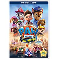 PAW Patrol: The Movie - DVD + Digital