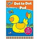 Galt Toys A5 Dot to Dot Book