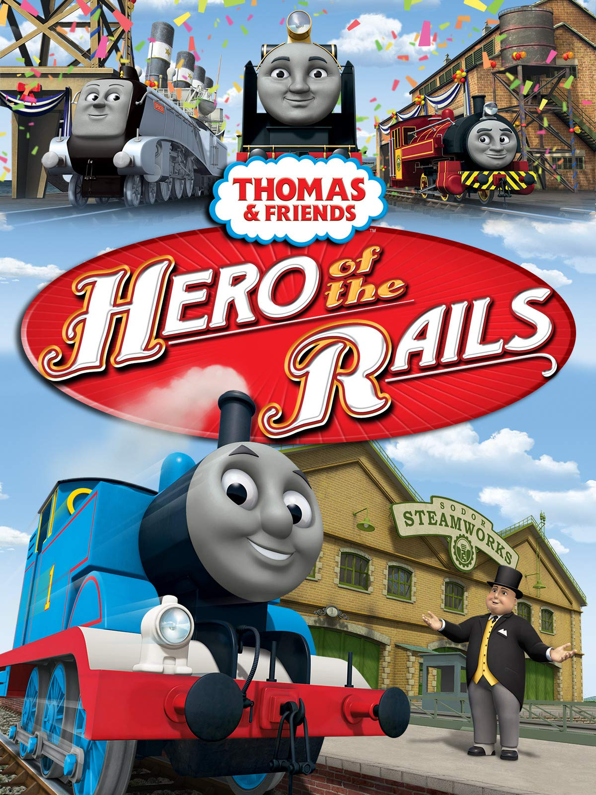 Thomas & Friends: Hero of the Rails (UK)
