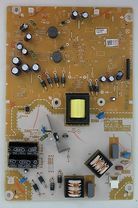 Sanyo AYGVHMPW-001 - Fuente de alimentación para FW43D25F (Serie DS2 únicamente): Amazon.es: Electrónica
