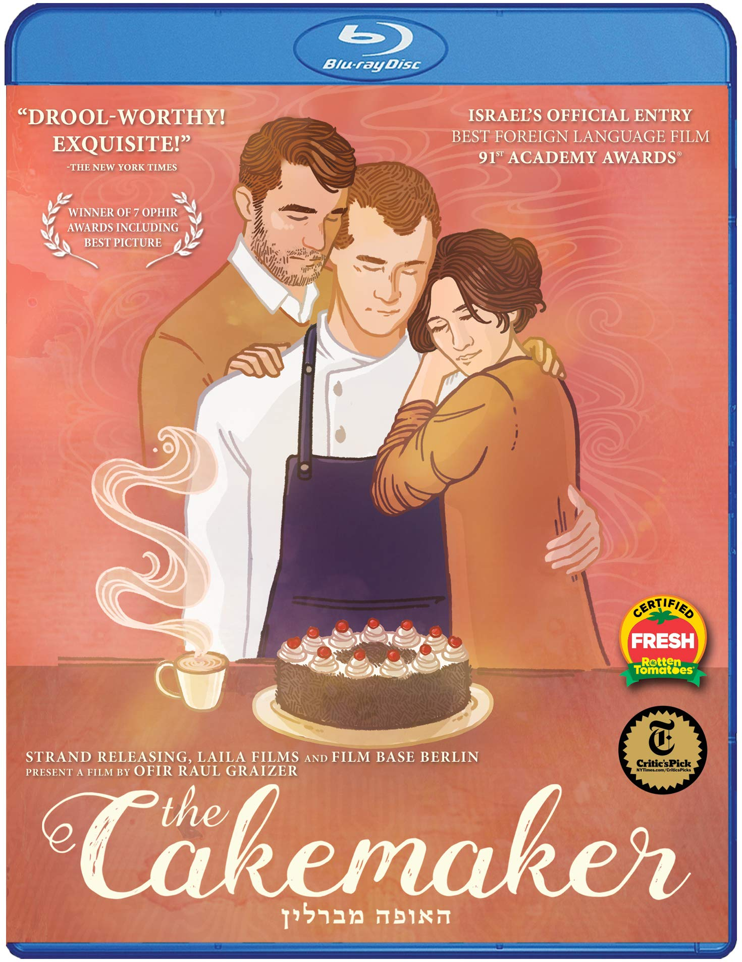 Blu-ray : The Cakemaker (Widescreen)