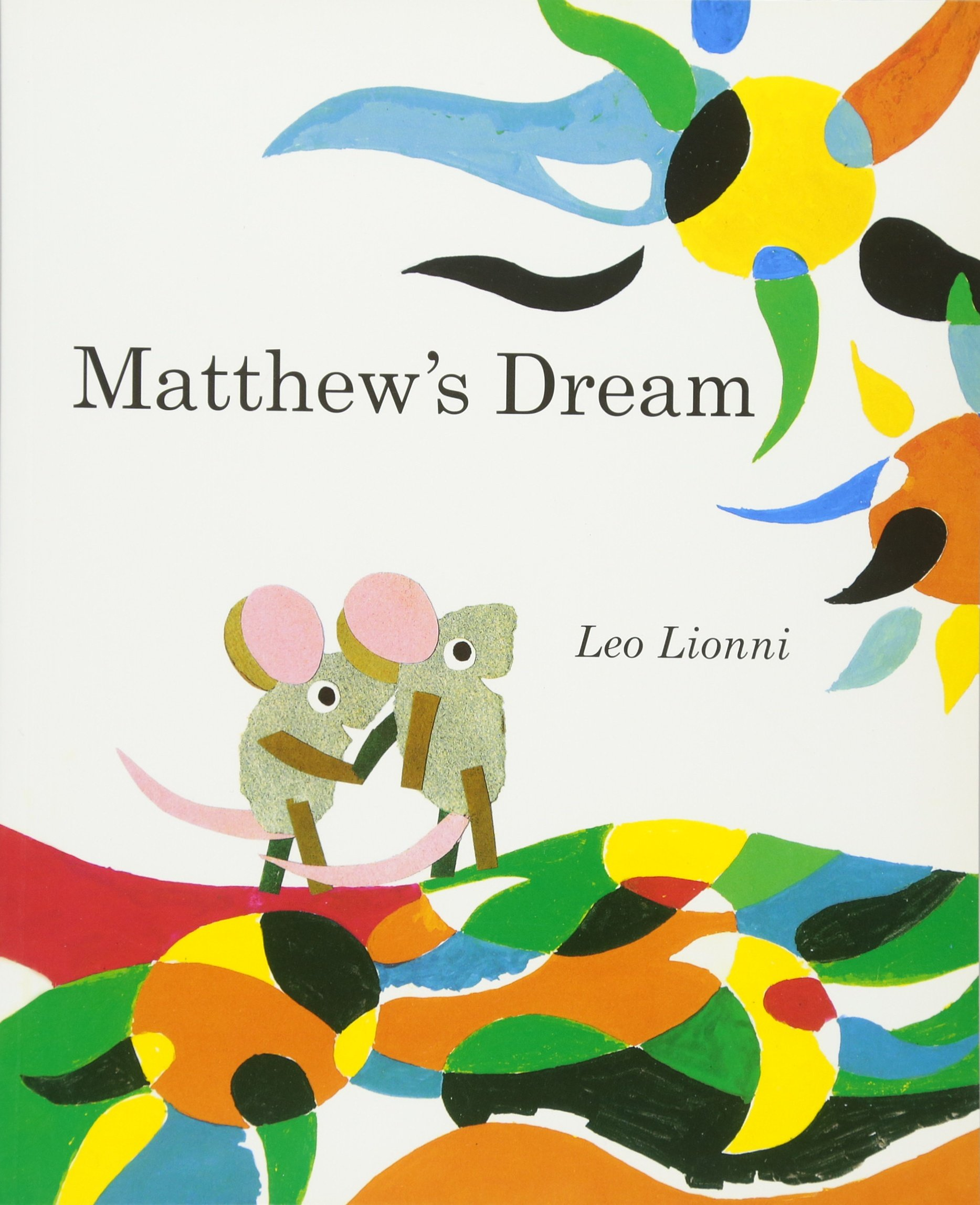 matthew u0027s dream leo lionni 9781783440566 amazon com books