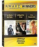 Oscar Collection (La Teoria del Tutto - A Beautiful Mind - Erin Brockovich: Forte come la Verità) (3 Blu-Ray)