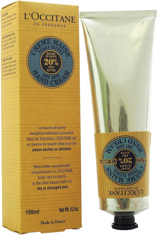 L'OCCITANE - Crema de Manos Karité - 150 ml