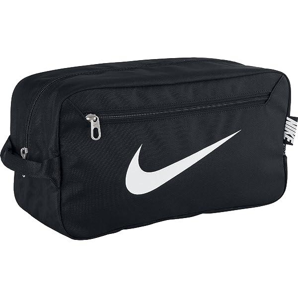 Nike Brasilia Duffel Bolsa, Adultos Unisex, Blanco/Negro, S ...