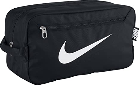 Amazon.com   Nike Brasilia 6 Shoe Bag, Black   Sports   Outdoors 96df3cea10