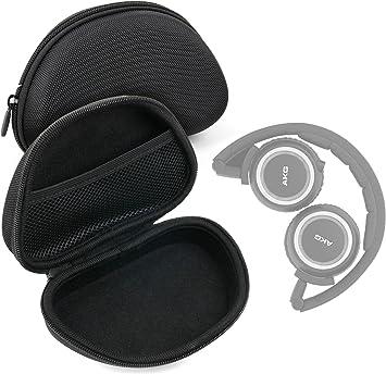 DURAGADGET Estuche Rígido para Auriculares Plegables: Amazon.es: Electrónica