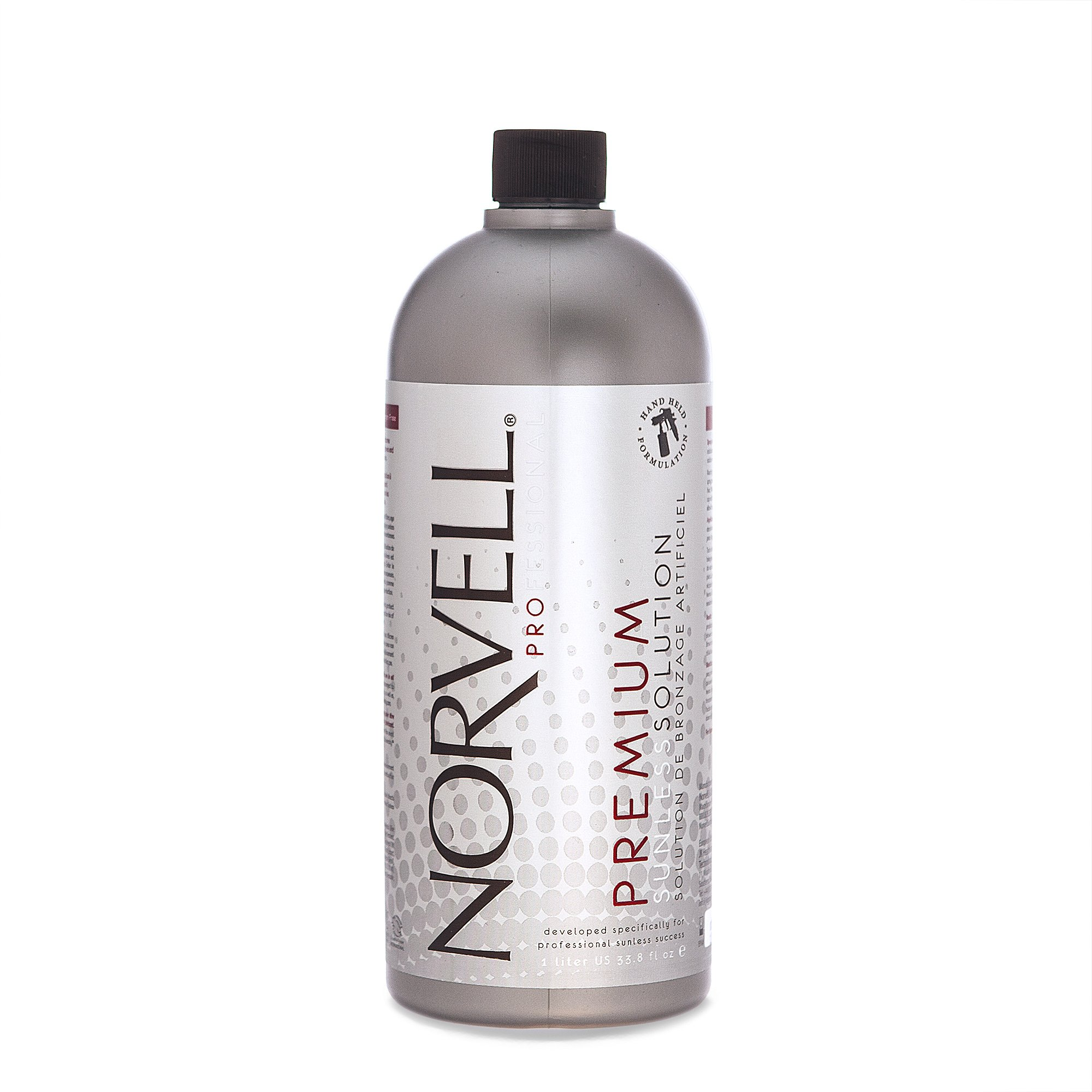 Norvell Premium Sunless Tanning Solution - Double Dark, 1 Liter by Norvell