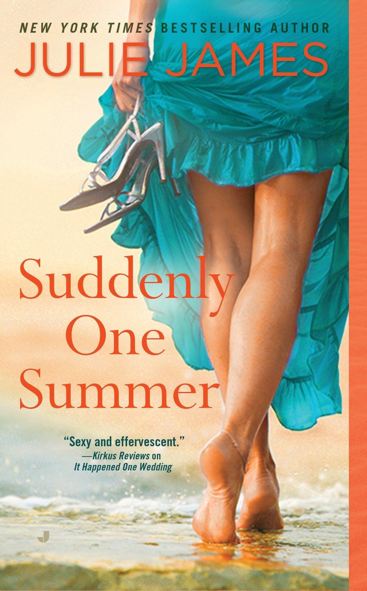 Suddenly Summer Novel Julie James product image