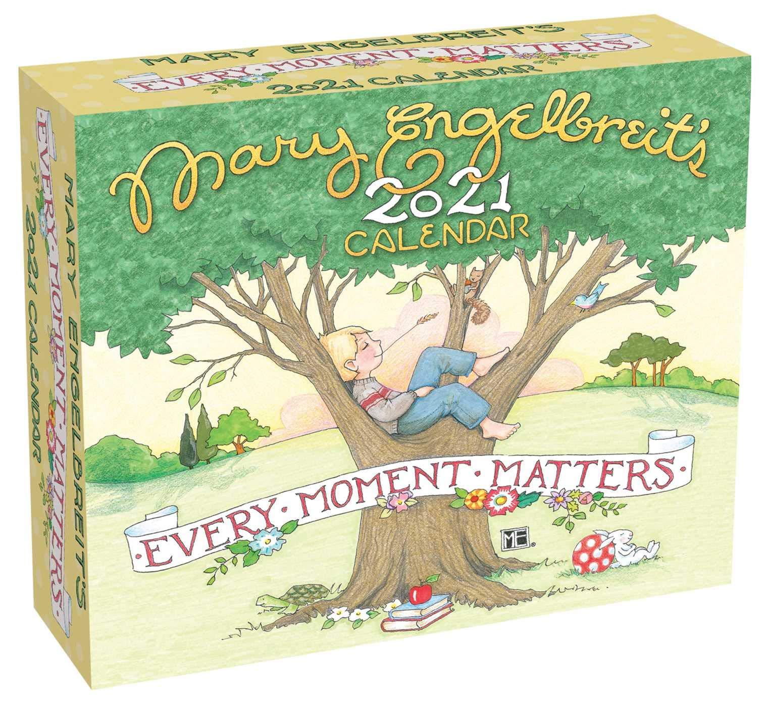 Photos of Mary 2021 Calendar