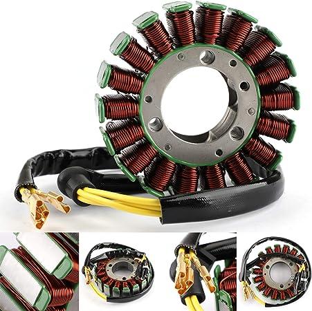 Artudatech Motorrad Lichtmaschine Magnet Stator Spule Magnet Zündgenerator Motor Stator Spule Auto