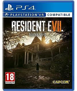 Amazon com: Resident Evil 4 - PlayStation 4 Standard Edition: Capcom