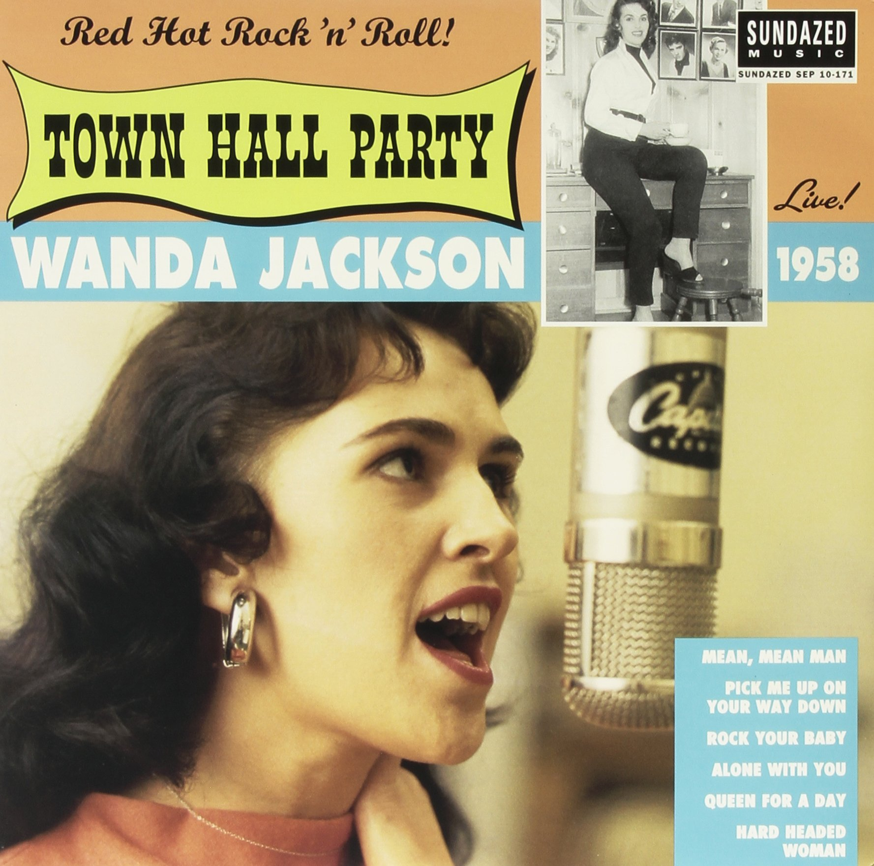 Live at Town Hall Party [Vinyl]