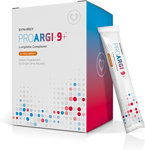 Proargi 9 Plus L-arginine Citrus Berry 30 Packs