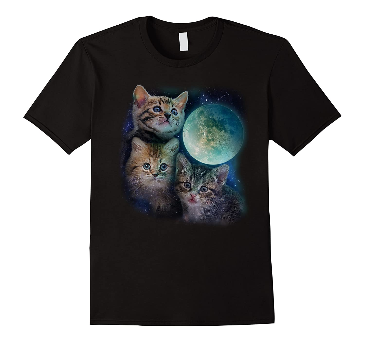 Official three wolf moon shirt parody three kitten moon for Amazon review wolf shirt