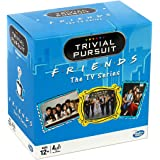 Winning Moves Friends Trivial Pursuit Quiz Game - Bitesize Edition
