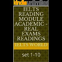 IELTS Reading Module Academic - Real Exams Readings: set 1-10