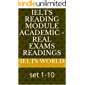 IELTS Reading Module Academic - Real Exams Readings: set 1-10